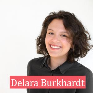 Delara Burkhardt EU-Parlament Kandidatin