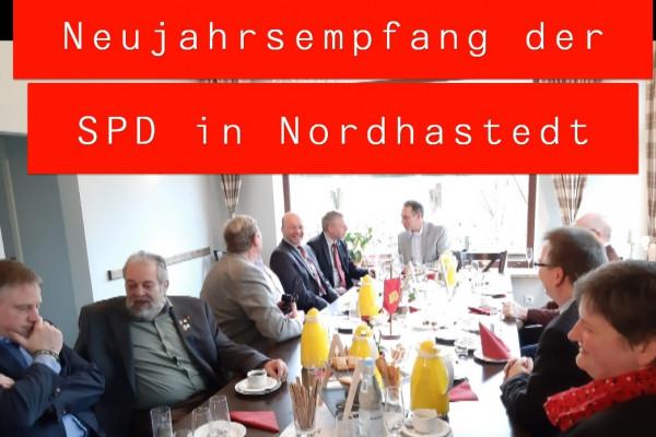 Neujahresempfang SPD Nordhastedt 13.01.2019